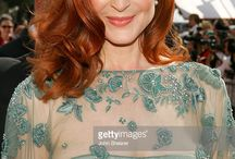 Ginger hair shades