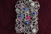 crochet - jewelry / by Melanie McMillan