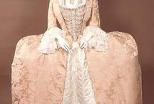 Rococo dresses