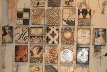 Art: Tiles/Glass tiles