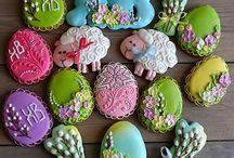 Ciastka Wielkanoc