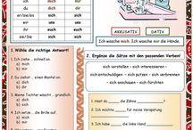 Nemčina Reflexive Verben