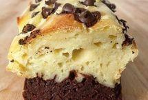 Gâteaux légers