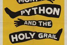 Monty Python / by Nathan Arthurhultz