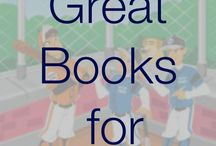 Books, books, books! / Book suggestions and book lists for all ages!