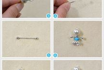 Simple jewellery to make