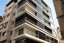 Residential building in American street-Latakia Syria / Residential building in American street-Latakia Syria by Ark-Kassam Architects