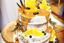 wedding cake決定