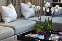 Подносы в интерьере или coffee table decor