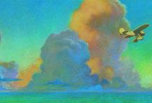 Artist | H B Lewis / Illustrator of various Disney films
