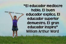 Adoro ser maestra / Aprender y enseñar de manera pasional