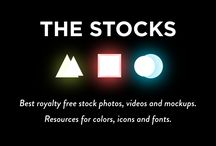 Stock resources / A mix of stock resources!