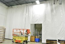 Door Cut Outs (1 of 2) | InsulWall® | Insulated Warehouse Curtain Wall