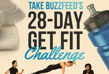 Get fit ! / Take care of yourself ! Challenge yourself, be a winner and be proud of yourself. Get fit !!