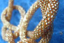My handmade bead jewelry / My beadworks