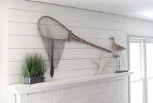 Nantucket Beach Style / Beach cottage inspiration / by Tia Hall
