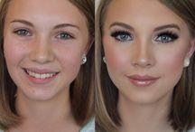 {Wedding Hair & Make-up}