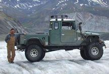 Land cruiser / Jeep Toyota