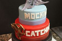 Hunger Games Cake Ideas