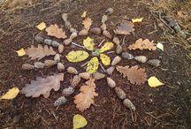 Mandaly podzim