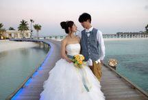 セルフロケーションフォト|DIY Wedding Photoshoot / 自分達でもっと自由にもっと楽しく撮影出来る、セフルフォト。前撮りや後撮りなどセルフロケーションフォトを特集しています☆