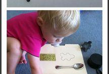 Montessori games