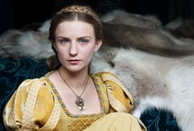 Anne Neville-The White Queen / play by:Faye Marsay