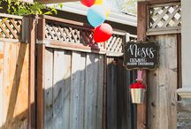 30th Party Ideas - Vintage Circus