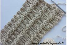 cucito e maglia
