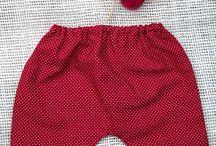 Roupinhas de tecido