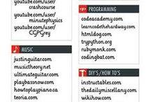 Educational websites