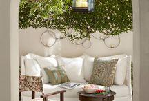 Inspiring outdoor spaces & verandas / by Krystel Nassif