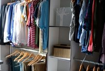 Closet ideas  / by Courtney Owston