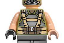 Lego minis