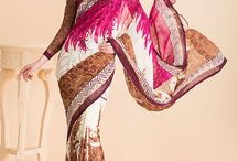 Ready Made Sarees / Ready Made Indian Sarees  Ready To wear blouse and sari Wedding wear saree