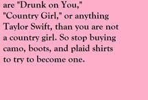 Nuthin but Countryyy !