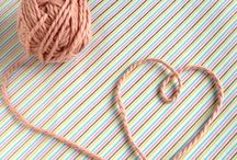 New Hobby - Knitting & Crochet / Are you just discovering knitting or crochet as your new hobby? We are here to help you with tutorials, free patterns, lots of inspiration and all the materials and accessories you need!