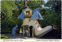 Park Attractions / Images of our kid-size storybook sets.