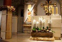 vianoce kostol