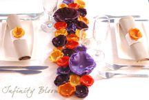 Purple Fall Wedding Flowers / Purple Fall Wedding Flowers