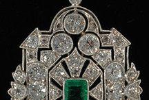 Jewelry Art deco