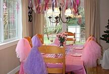 Party Ideas / by Stephanie Wilson