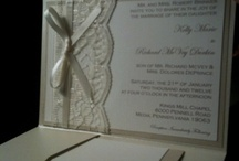 Invitations and stationary
