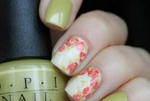 Flower Nails / by Diane Beery