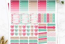 MAMBI Happy Planner stickers
