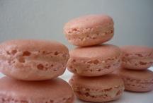macarons/ whoopie
