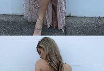 Some dresses