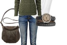Outfits / by Jill Nylen