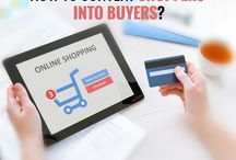How to convert Shoppers into Buyers?