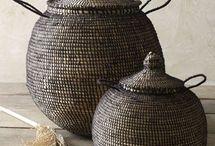 Baskets / by Kitty~ no pin limits Oskin )O(
